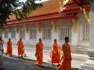Bangkok - temppeli