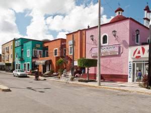 Katukuvaa Cancunissa (kuva: Luis Miguel Bugallo Sánchez  CC-BY-SA)