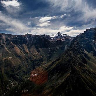 Colcan kanjoni salpaa hengen. (kuva: Peruvian18 CC-SA)