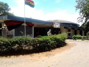 Ghanan kansallismuseo (kuva: Livinba CC-BY-SA)