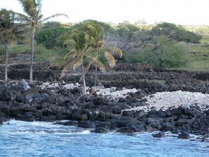Havaijin rantamaisemaa (kuva: Makana Chai CC-BY-SA)
