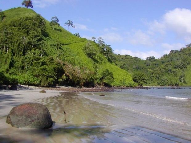 Kookossaari on Unescon maailmanperintökohde. (kuva: J RAWLS CC-BY)