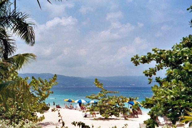 Doctor's Cave Beach, Jamaika