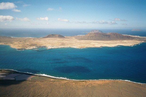 Lanzaroten Isla Graciosa