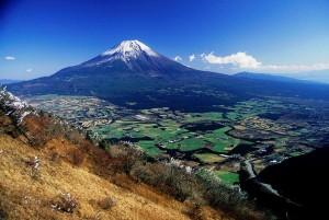 Kenashi-vuori Japanissa