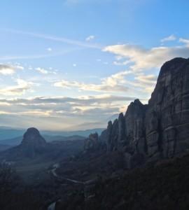 Alpit tarjoavat upeat maisemat laskettelijoille