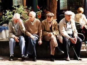 Madeiralaisia herrasmiehiä (Kuva: Pedro Ribeiro Simões CC BY 2.0)
