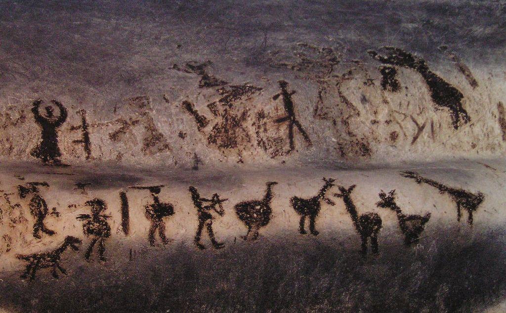 Luonnon ja kulttuurin yhteistyötä: esihistoriallisia kalliomaalauksia Maguran luolassa