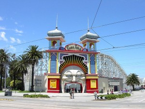 Luna Parkin huvipuisto