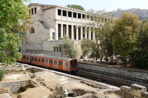 Ateenan metro