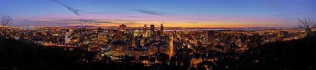 Montréal ei juuri nuku yölläkään (Kuva: Jazmin Million CC BY-SA 2.0)