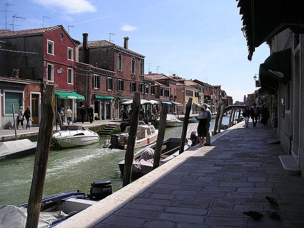 Murano on Venetsian-matkaajan ehdoton käyntikohde. (kuva: Ghene Snowdon CC-BY)