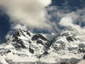 Pohjois-Pakistan on vuoristoista (Kuva: Faisal Saeed CC BY 2.0)