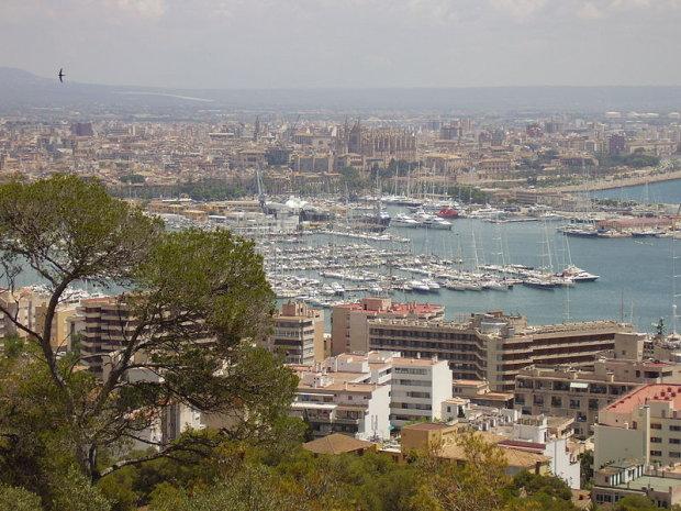 Mallorcan pääkaupunki Palma