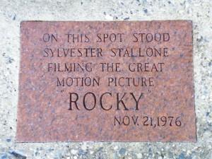 Seuraa Rockyn jalanjälkiä (Kuva: Jim R Rogers CC BY-SA 2.0)