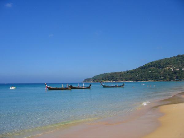 Phuketin rannat