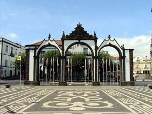 Ponta Delgadan kaupunginportti