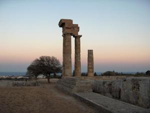 Rodoksen Akropolis