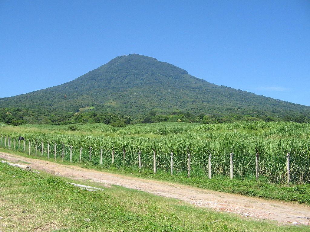 San Salvador -tulivuori tunnetaan myös nimellä Quetzaltepec. (kuva: José Alejandro Álvarez Ramírez (JOSAL) CC-BY)