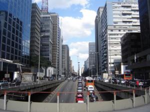 Avenida Paulista (kuva: Heitor Carvalho Jorge CC-BY-SA)
