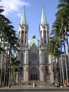 Sao Paulo Cathedral (kuva: Morio CC-BY-SA)