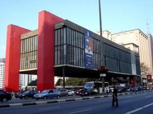 Museum de Arte de Sao Paulo (kuva: Fernando Dall'Acqua - Pinacoteca CC-BY-SA)