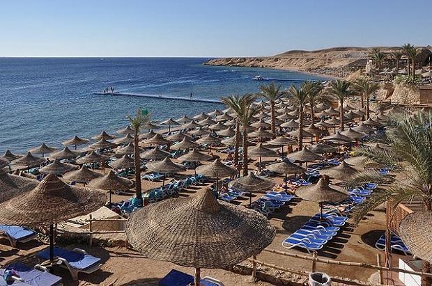 Sharm el Sheikhin rantaa (kuva: Marc Ryckaert CC-BY)