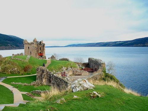 Loch Ness -järvi (kuva: Lukacs CC-BY)