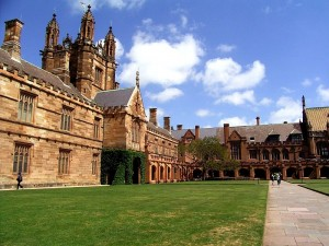 Sydneyn yliopiston päärakennus