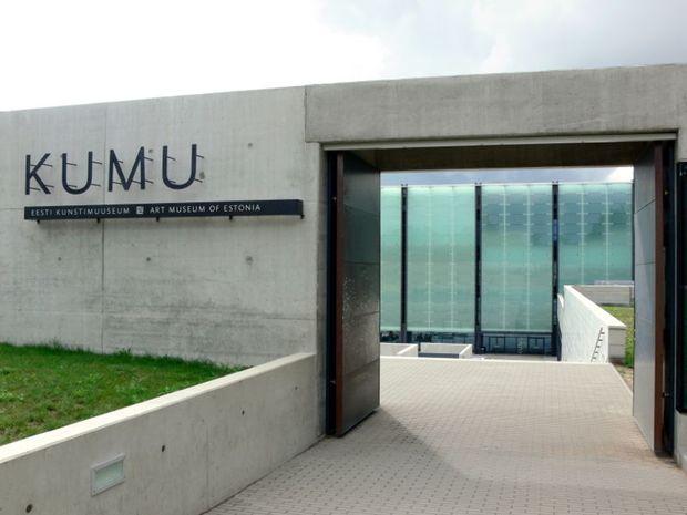 Tallinnan taidekeskus Kumu
