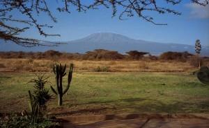 Kilimanjaron vuori (kuva: Dan Lundberg CC-BY-SA)