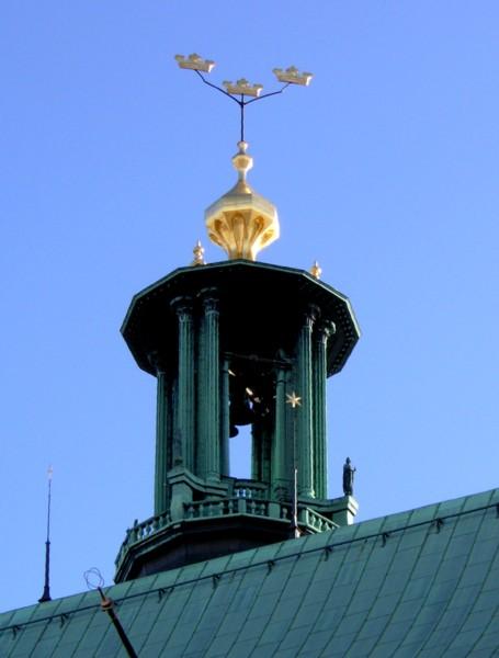 Tukholman kaupungintalon torni