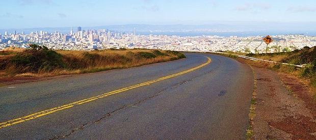 Twin Peaks. (kuva: DaNASCAT CC-SA)