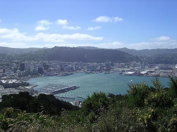 Wellington. (kuva: Mandy Simpson CC-SA)